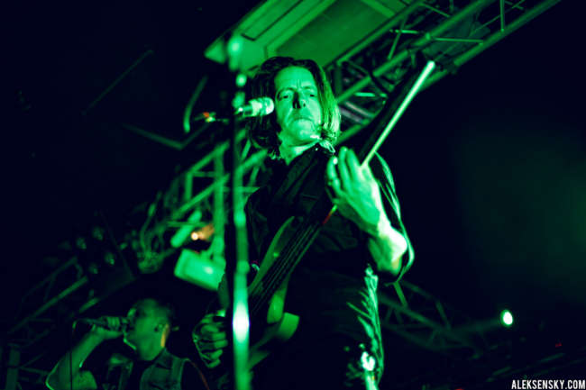 TesseracT performing at Зал Ожидания, Saint-Petersburg (16.06.2016)